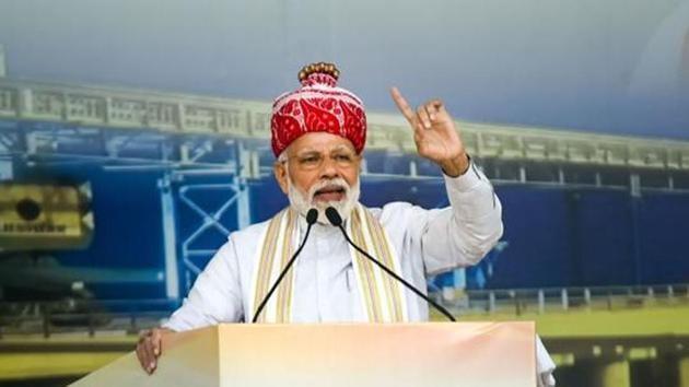 Prime Minister Narendra Modi.(PTI Photo)