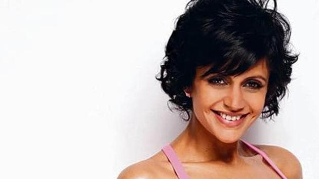 Mandira Bedi says she was carving a space for myself in the world of entertainment in her 20, but was riddled with insecurities in her 30s.