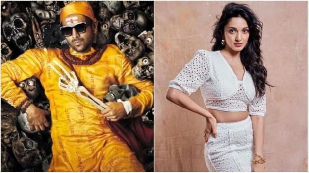 Kartik Aaryan and Kiara Advani will work together for the first time on Bhool Bhulaiyaa 2.