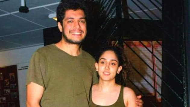 Aamir Khans daughter Ira Khan keeps it in the family, hires brother Junaid to