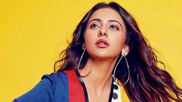 A cautious eater, actor Rakul Preet Singh talks about her sartorial choices, fitness regime, what she eats in a day, her obsessive habits and more. Read on.(Instagram/ Rakul Preet)