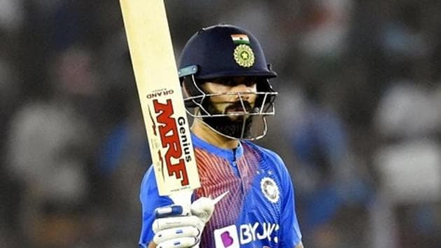 Virat Kohli scored a brisk half century to lead India to a comfortable victory over South Africa in the 2nd T20 International at Mohali. Batting first, South Africa scored 149 for the loss of 5 wickets. Captain Quinton de Kock scored a half century for the visitors while Temba Bavuma scored 49 runs. India got off to a flying start with Rohit Sharma and Shikhar Dhawan scoring at a quick rate. After Rohit's dismissal, Virat Kohli joined Dhawan to form a good partnership. India registered a win by 7 wickets.