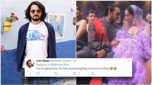 Bhuvan Bam shared a hilarious video about IIFA 2019.