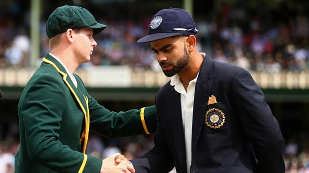 File image of Steve Smith and Virat Kohli.(Getty Images)
