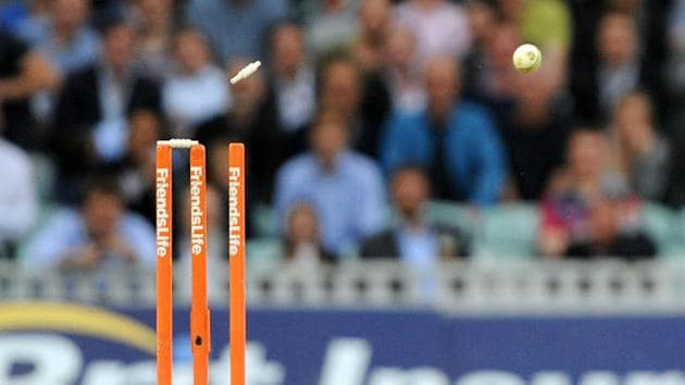 Representational image of cricket.(Getty Images)