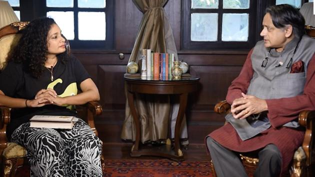 """""""The Hindutva movement is anti-Hindu in that it rejects all the premises of Hinduism,"""" says Shashi Tharoor in a conversation about his new book The Hindu Way."""
