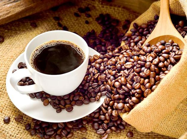 An average person's daily caffeine intake should not exceed 200mg - that's about two cups of coffee a day, say experts.(Shutterstock)