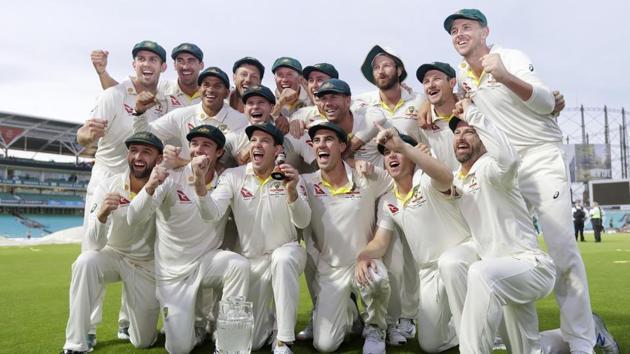 Australian cricket team(AP)