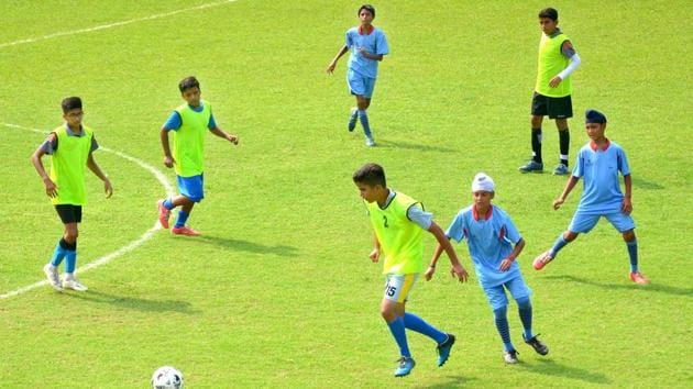 Representative image of India U16 team.(HT Photo)