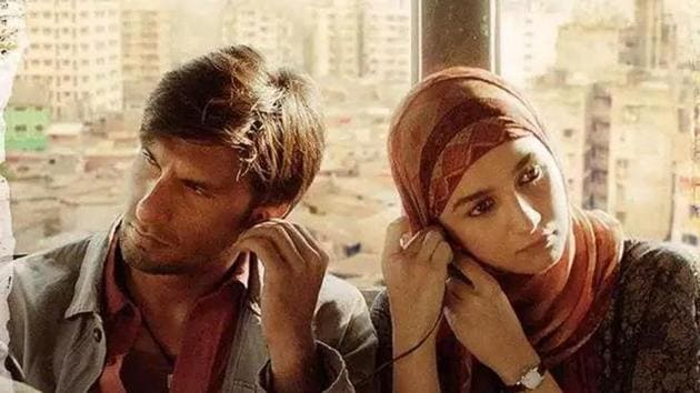Ranveer Singh and Alia Bhatt played lead roles in GHully Boy, India's official entry to Oscars.