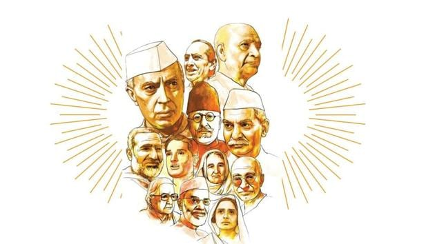 These Gandhians after Gandhi worked inside Government, seeking to humanise it. They worked in Opposition to Government, seeking to hold the ruling party to account.(Illustration: Mohit Suneja)