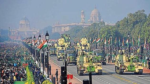 The Centre plans to finish revamp of Rajpath by November 2021, officials said.(Mohd Zakir/ HT archive)