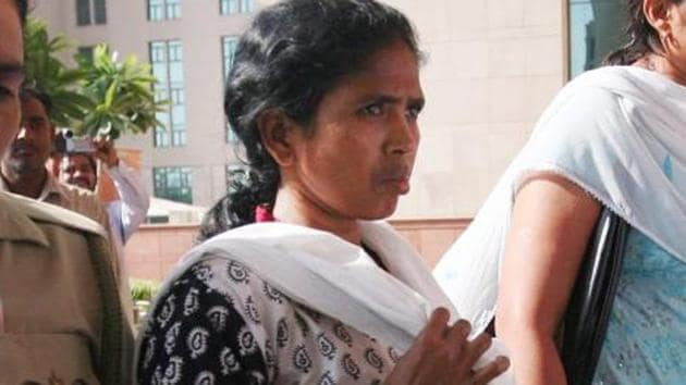 Tribal leader Soni Sori(Hindustan Times file photo)