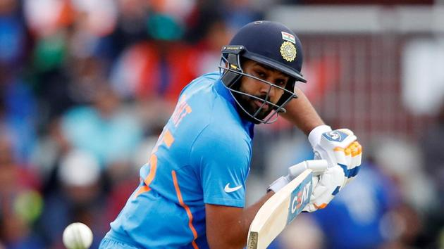 Rohit Sharma could create world record.(Reuters)