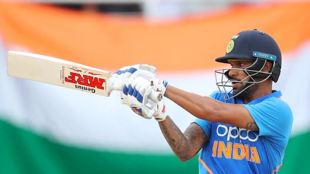 File image of Shikhar Dhawan(Getty Images)