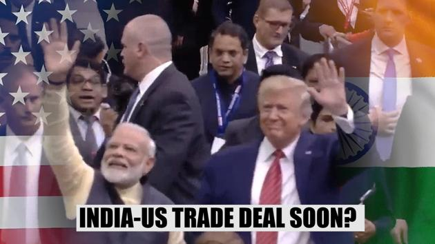 Prime Minister Modi and US President Donald Trump addressed a gathering of around 50,000 people at the 'Howdy Modi!' event in Houston. Both leaders, who referred to each other as friends, also resolved to take forward the ties between the two countries. The duo even took a round of the NRG stadium holding each other's hand. The focus now shifts to New York where PM Modi and Trump are set to hold a bilateral meet. Hindustan Times' executive editor Shishir Gupta speaks on what to expect from the talks.