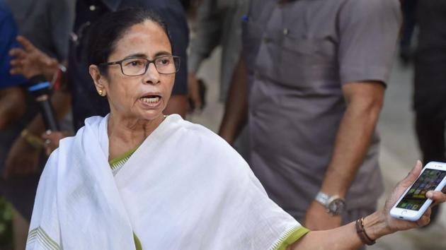West Bengal Chief Minister Mamata Banerjee(PTI Photo)