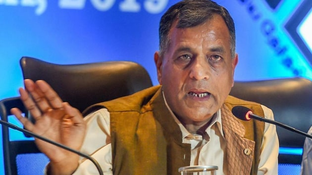 Ashok recently made headlines when he disagreed with the EC decisions during this summer's Lok Sabha polls to clear some charges of violations of the Model Code of Conduct, which regulates candidate, party and government behaviour during the elections.(Photo: PTI)