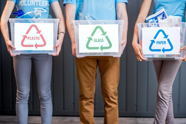 While students worldwide are seen advocating sustainability, some colleges are doing their bit and improving their waste management systems in India too.(Getty Images/iStockphoto)