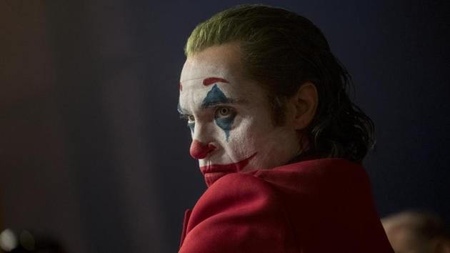 """Alarmed by violence depicted in a trailer for the upcoming movie """"Joker,"""" some relatives of victims of the 2012 Aurora movie theater shooting asked distributor Warner Bros. on Tuesday to commit to gun control causes.(AP Photo)"""