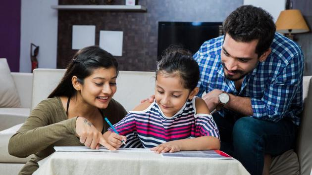 Invest when your child is young, so that you have the necessary finance to provide for every requirement.(iStock)