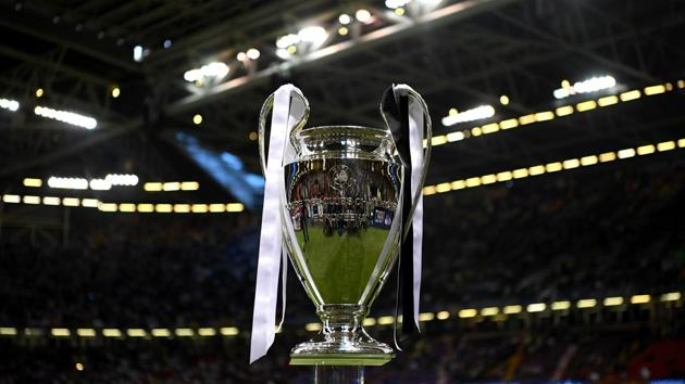 The Champions League trophy(Getty Images)