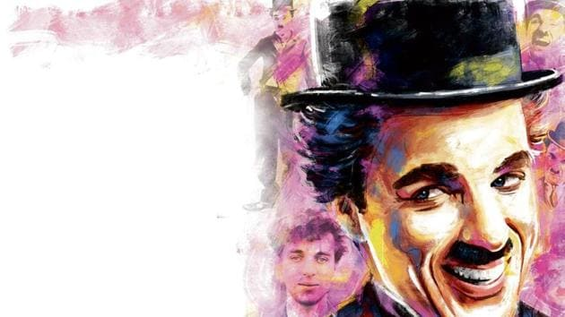 Legenday comic, actor and filmmaker, Charlie Chaplin composed the music for many of his own movies, though he never really had proper music training. In 1972, he won an Oscar for the music in Limelight which he had helped compose.(Illustration: Mohit Suneja)