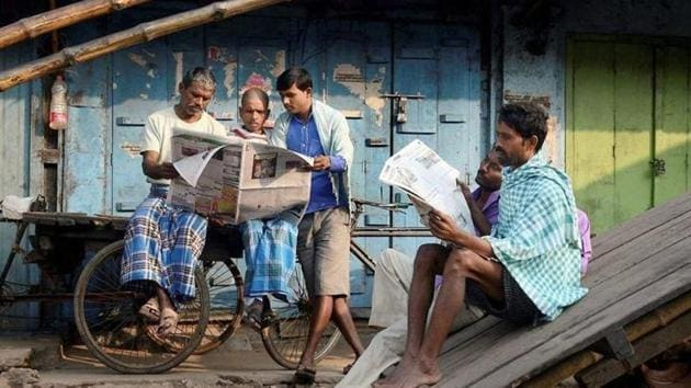 The business model of news aggregation has meant the slow death of newspapers. Entailed within it is the decline of hard-nosed journalism and fearless content generation that has been the credo of the newspaper industry(PTI)