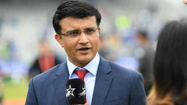 A file photo of Sourav Ganguly.(IDI via Getty Images)