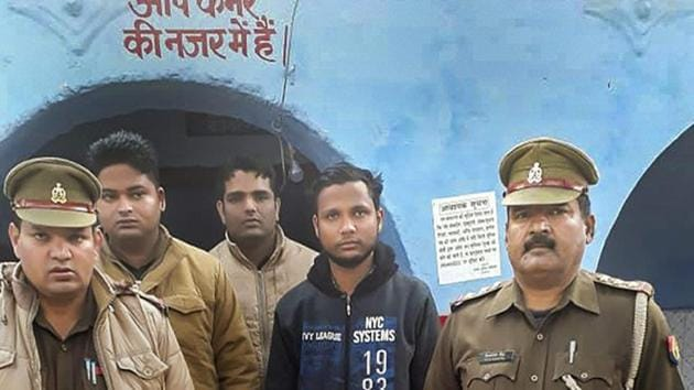 The Allahabad high court on Wednesday granted bail to Yogesh Raj, who is the main accused in the December 2018 mob violence that left a police inspector and another person dead at Syana in Uttar Pradesh's Bulandshahr.(PTI)