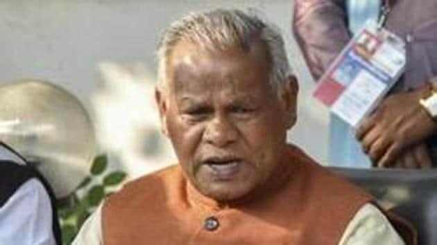 Former Bihar CM Jitan Ram Manjhi(PTI Photo)