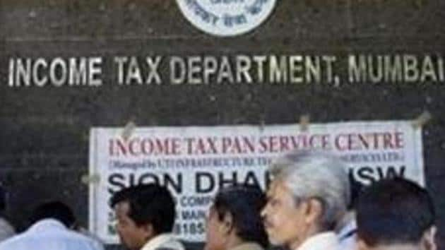 """The decision is in line with Narendra Modi's pledge to go after the """"black sheep"""" in the tax department. (Photo by Pratham Gokhale/ Hindustan Times)(Hindustan Times)"""