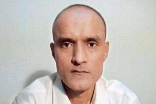 File photo of former Indian naval officer Kulbhushan Jadhav(PTI File)