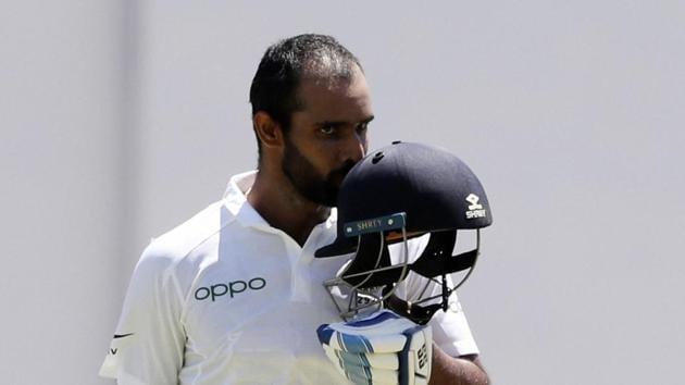 Indian cricketer Hanuma Vihari(AP)