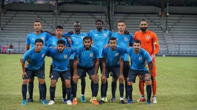 Indian Super League side Mumbai City FC(Mumbai City FC/ Twitter)