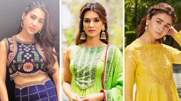 All nine days of Navratri are assigned to a different avatar of Goddess Durga, and a different colour is assigned to each day. Here are the nine colours to sport this festive season:(Instagram)