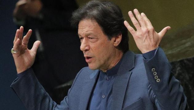 Pakistan PM Imran Khan(Reuters photo)
