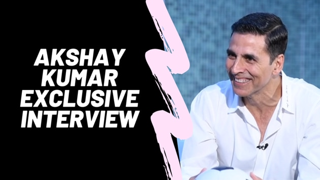 Akshay Kumar talks about fitness, diet, supplements etc in exclusive interview.(HT)