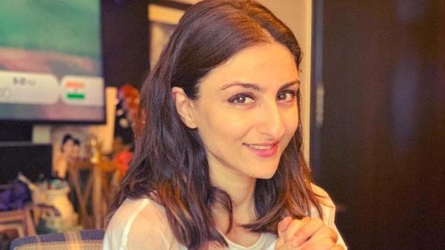 People often tend to neglect their health during celebrations, Soha Ali Khan shares some handy tips to indulge, without going overboard.(INSTAGRAM)