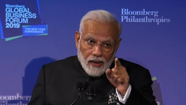 Prime Minister Narendra Modi will address the 56th annual convocation of IIT Madras.(ANI)