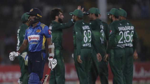 Pakistan won the match by 67 runs.(AP)