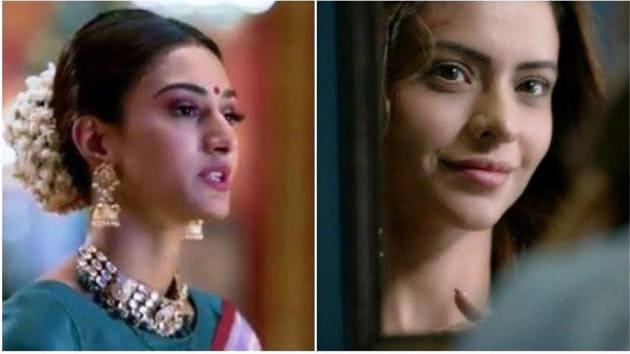 Kasautii Zindagii Kay: Aamna Sharif's Komolika is here to wreck Anurag and Prerna's lives.