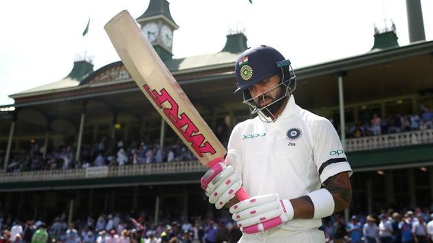 File image of Virat Kohli(Getty Images)