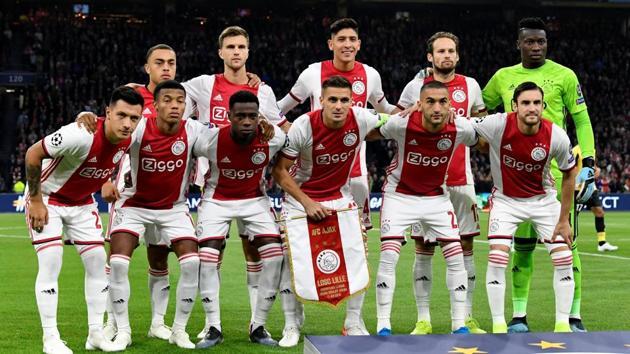 File photo of Ajax.(REUTERS)