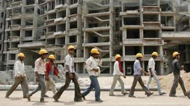 104.62 million fresh talents likely to enter India's labour market by 2022.(REUTERS/File)