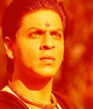 Shah Rukh Khan in Asoka(HT Photo)