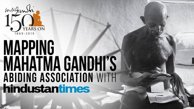 Ever since its inauguration, Hindustan Times has enjoyed a close association with Mohandas Karamchand Gandhi and his family. The Mahatma inaugurated the newspaper on September 15, 1924, and his son Devadas Gandhi, was one of Hindustan Times' most eminent editors. On the 150th birth anniversary of the Father of the Nation, this video takes a trip down memory lane about the Mahatma's illustrious association with Hindustan Times.