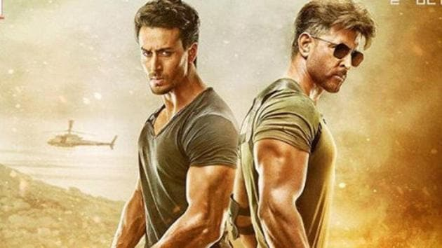 Tiger and Hrithik play lead actors in War.