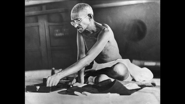 October 2 marks the birth anniversary of Mahatma Gandhi, the father of our nation. Born in Porbander, Gujarat, on October 2, 1869, Gandhi trained as a lawyer in London. However, he returned to India and led the nationalist movement against the British, using tools of non-violence and non-cooperation, ultimately granting India her freedom on August 15, 1947. His beliefs and ideals are his legacy to the world in the present context. (Courtesy National Gandhi Museum)
