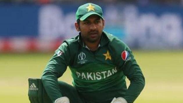 File image of Pakistan skipper Sarfaraz Ahmed.(Action Images via Reuters)